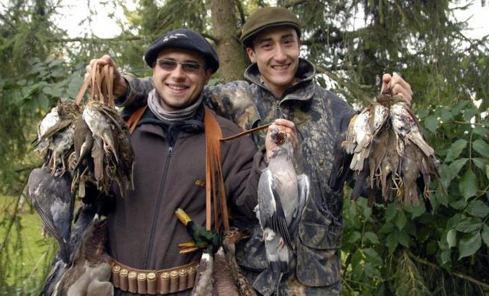 programmes seasons chasse buissonnieres en bourbonnais association de defense des chasses traditionnelles à la grive